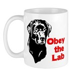 Obey the Lab Mug