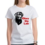 Obey the Lab Women's T-Shirt