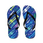 Music Flip Flops