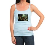Intoxication Nietzsche Art Jr. Spaghetti Tank