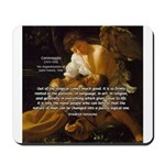Religious Art & Beauty Mousepad