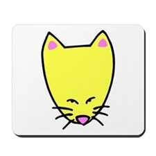 Cat Cartoon Mousepad