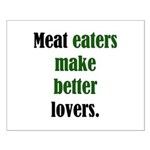 Meat Lovers Small Poster