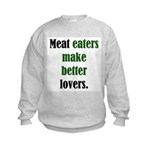 Meat Lovers Kids Sweatshirt