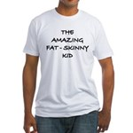 Amazing Fat Skinny Fitted T-Shirt