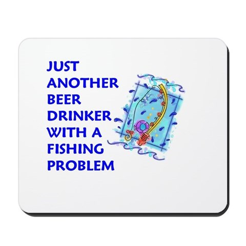 funny mottos. Funny beer and fishing motto