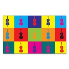 Musical Instrument Stickers | Musical Instrument Car Stickers ...