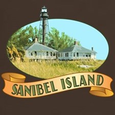 Sanibel Lighthouse - T-Shirt