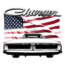 Dodge charger General Lee T-shirt