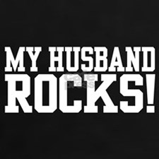 My Husband Rocks Tee