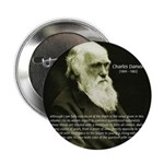 "Charles Darwin: Science 2.25"" Button (10 pack)"