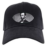Abraham Lincoln Black Cap