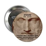Greek Philosophers: Aristotle Button