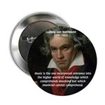 "Classical Music: Beethoven 2.25"" Button (10 pack)"