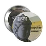 "Eastern Philosophy: Buddha 2.25"" Button (10 pack)"