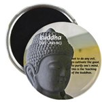 "Eastern Philosophy: Buddha 2.25"" Magnet (10 pack)"
