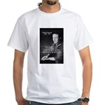 Simone De Beauvoir White T-Shirt