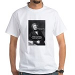 Michael Faraday White T-Shirt