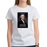 Politics: George Washington Women's T-Shirt