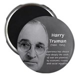 "President Harry Truman 2.25"" Magnet (100 pack)"