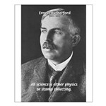 Nuclear Physics: Rutherford Small Poster