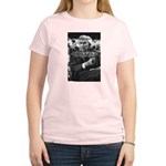 Bertrand Russell Philosophy Women's Pink T-Shirt