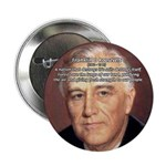 """American President FDR 2.25"""" Button (10 pack)"""