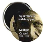 """Orwell Big Brother 1984 2.25"""" Magnet (100 pack)"""