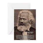 Civilization and Marx Greeting Cards (Pk of 10
