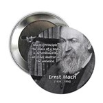 """Cosmology: Mach's Principle 2.25"""" Button (10 pack)"""