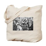 God Unity of All: Leibniz Tote Bag