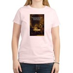 Christianity: Truth / Myth Women's Pink T-Shirt