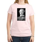 William James Life and Change Women's Pink T-Shirt