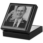 Politics George W. Bush Snr Keepsake Box