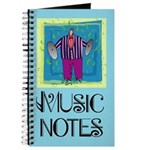 Music Practice Notebooks