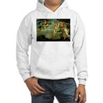 Mozart: Music and Love Hooded Sweatshirt