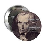 """Kant Moral Law: 2.25"""" Button (10 pack)"""