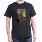 Joseph Stalin Black T-Shirt