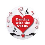 "Dancing with the Stars 3.5"" Button"