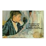 Female Artist Morisot Quote Postcards (Package of