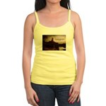 Rembrandt Painting & Quote Jr. Spaghetti Tank