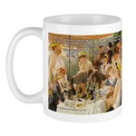 Renoir Quote and Landscape Mug